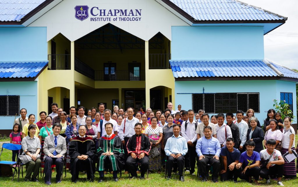 New Beginning for the Chiangmai Campus